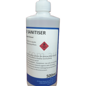 Anti-Bacterial Waterless Hand Sanitiser Rub 500ml