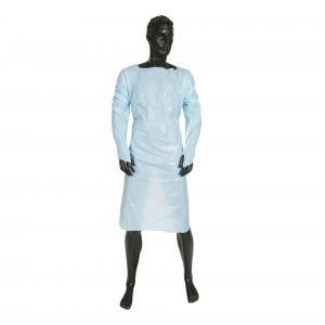 Clinical Disposable Isolation Gown Non Sterile 300862