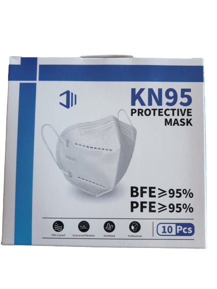 KN95 Respirator Mask 10 Pack